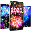 Happy new year 2020 live wallpaper APK Android