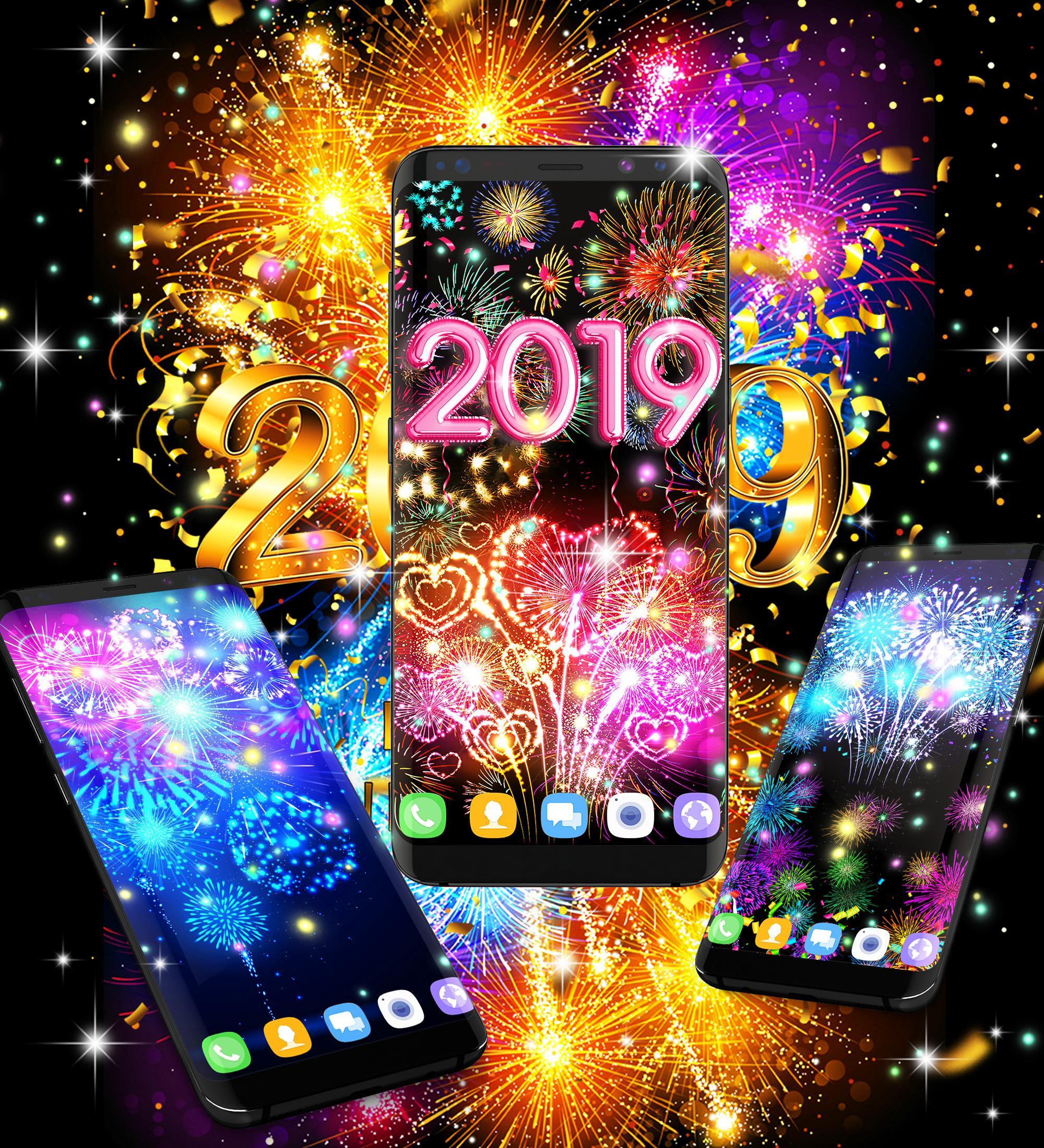 Happy New Year 2020 Live Wallpaper For Android Apk Download