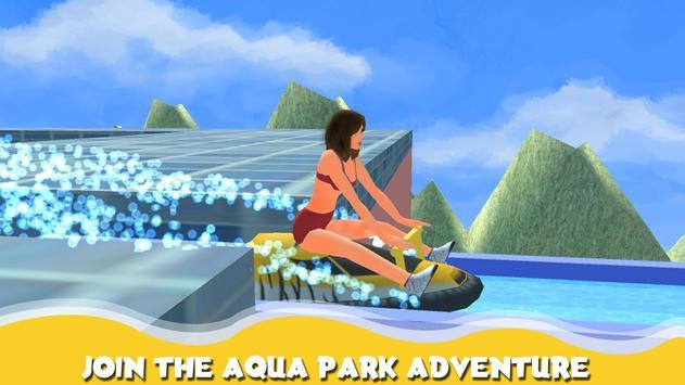 Water Park Stunt Adventure Rides and Slider screenshot 3
