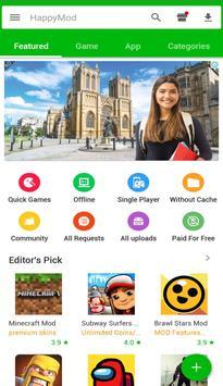 HappyMod Happy Apps Guide Happymod screenshot 1