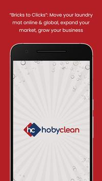 HobyClean Vendor poster