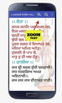 Saraswati Chalisa Punjabi screenshot 7