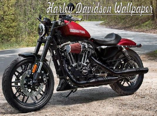 Harley Davidson Bikes Hd Wallpapers For Android Apk Download