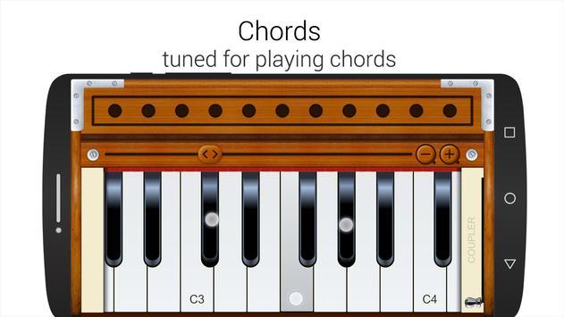 3 Schermata Harmonium