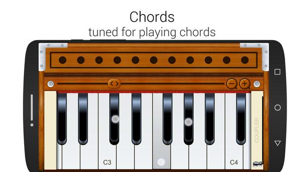8 Schermata Harmonium
