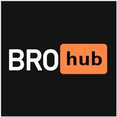 ikon Brokep Hub Browser