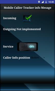 Intentional Mobile Number Tracker screenshot 10