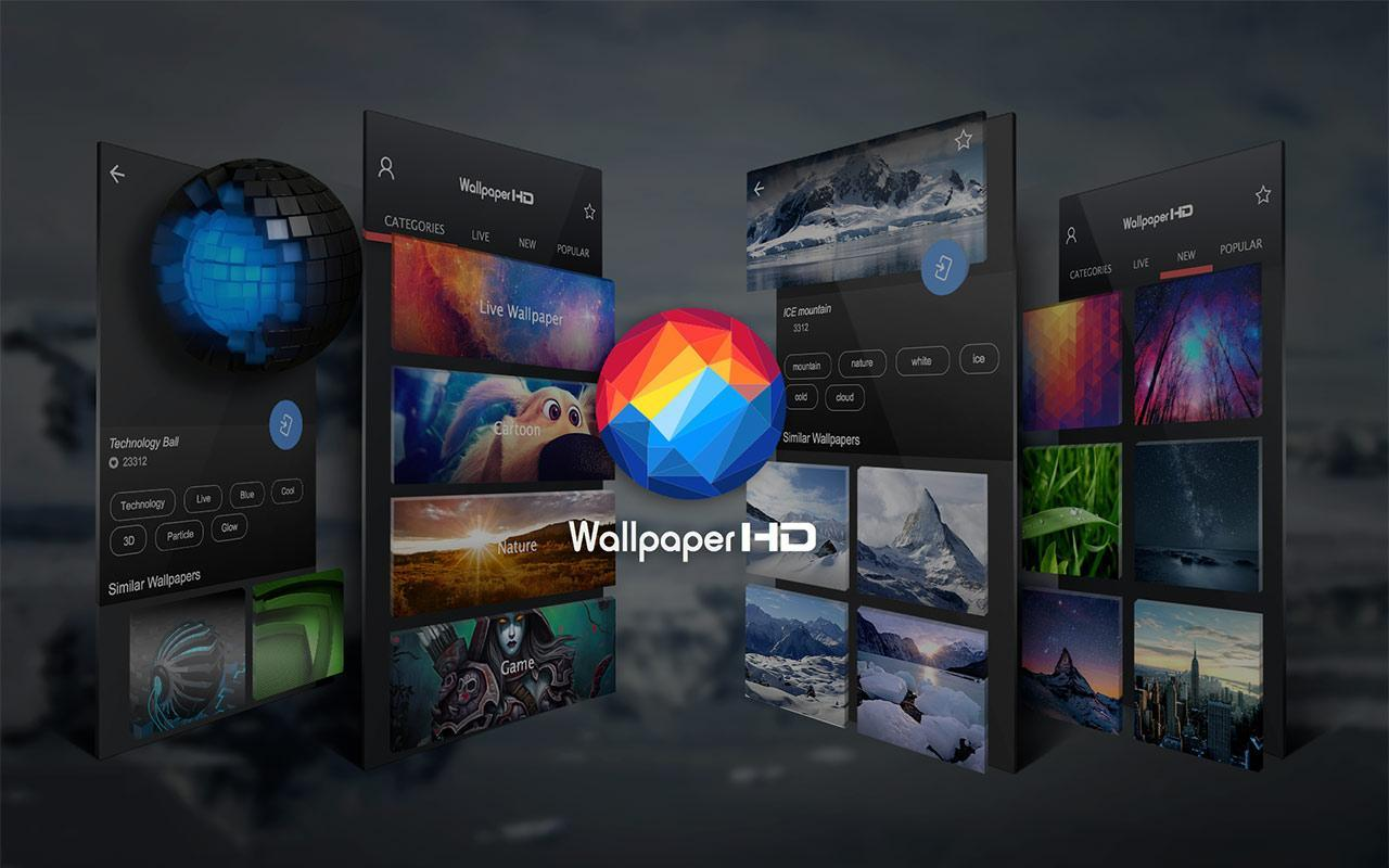 HD Wallpapers (خلفيات) screen-8.jpg?fakeurl
