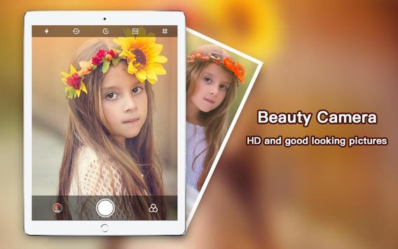 كاميرا الجمال - أفضل كاميرا وصور شخصية محرر تصوير الشاشة 6
