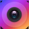 ikon Kamera HD - kamera selfie & kecantikan, edit foto
