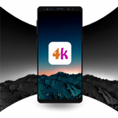 4K wallpapers infinity - (Best HD backgrounds) icon