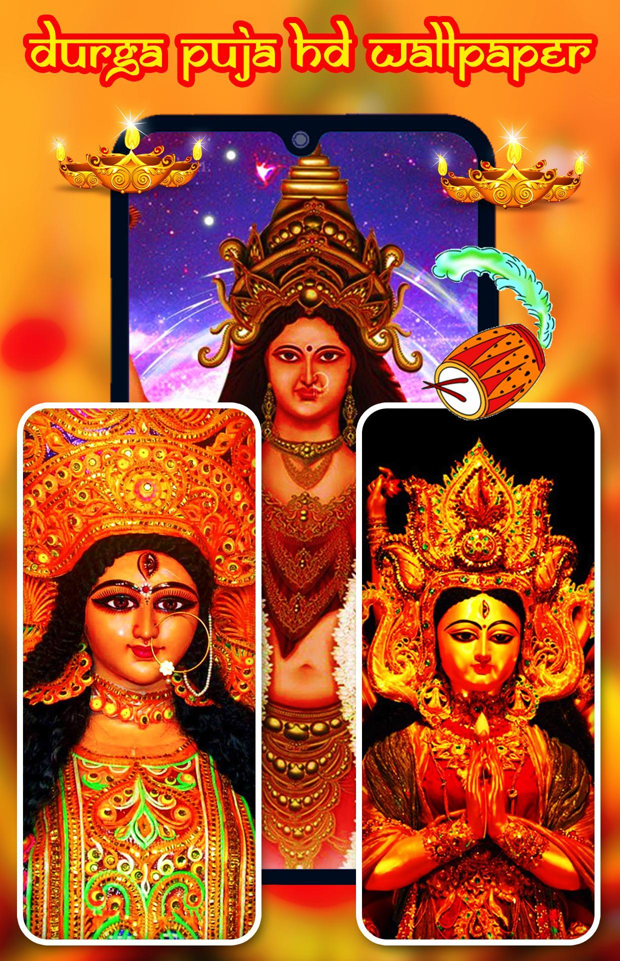 Durga Puja Wallpaper For Android Apk Download