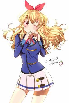 Ichigo Hoshimiya Wallpaper screenshot 2
