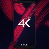 4K AMOLED Wallpapers - Live Wallpapers Changer v1.6.3 (Pro) (Unlocked) (All Versions)