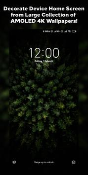 4K AMOLED Wallpapers - Live Wallpapers Changer screenshot 3