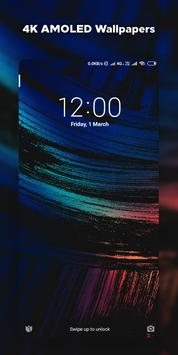 4K AMOLED Wallpapers - Live Wallpapers Changer screenshot 6