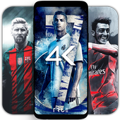 4K Football Wallpapers - Auto Wallpaper Changer أيقونة
