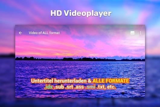 HD Videoplayer Screenshot 4