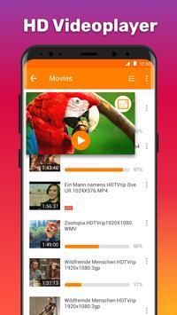 HD Videoplayer Screenshot 1