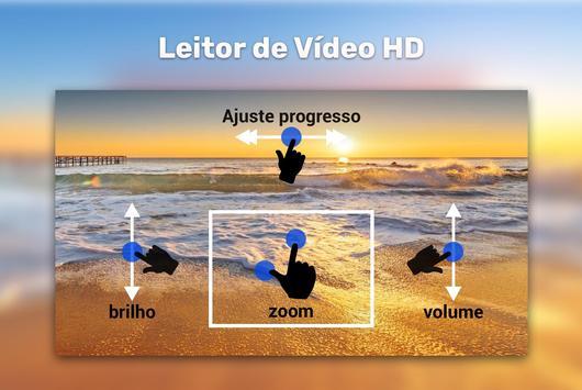 Leitor de Vídeo HD imagem de tela 3