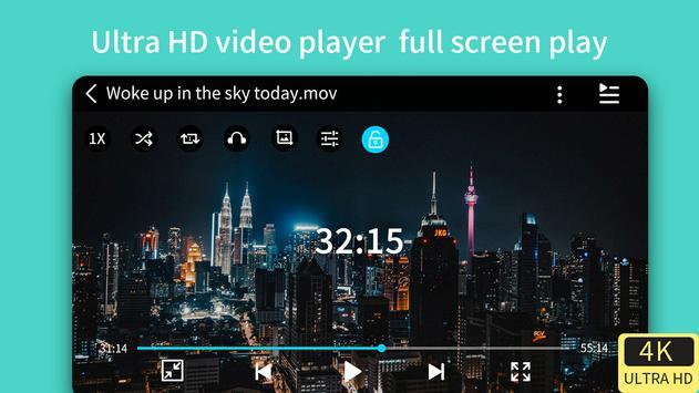 Vid Player screenshot 4