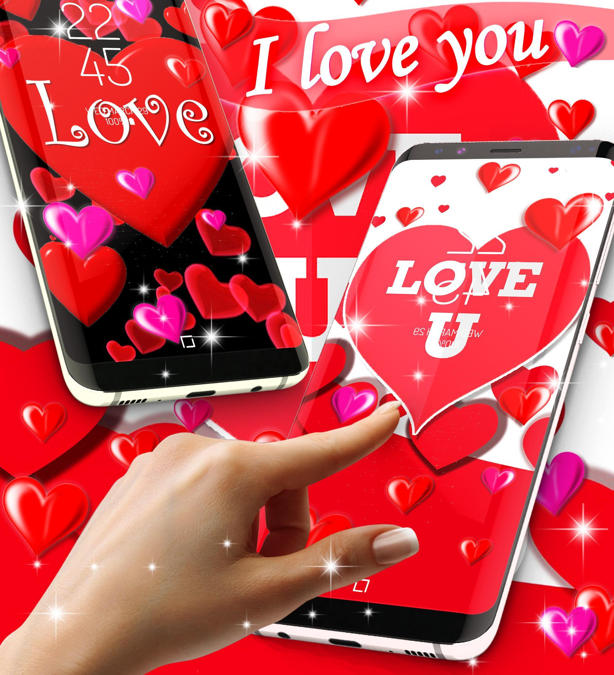 I Love You Live Wallpaper For Android Apk Download