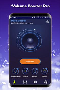 Headphones Volume Booster and Bass Booster 2019 poster