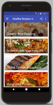 HEALTHY RECIPES FOR WEIGHT LOSS - A TO Z screenshot 2
