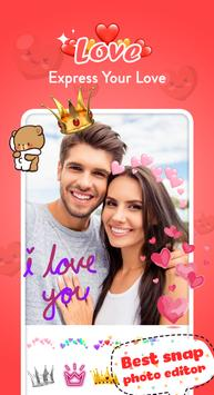 Crown Editor - Heart Filters for Pictures4