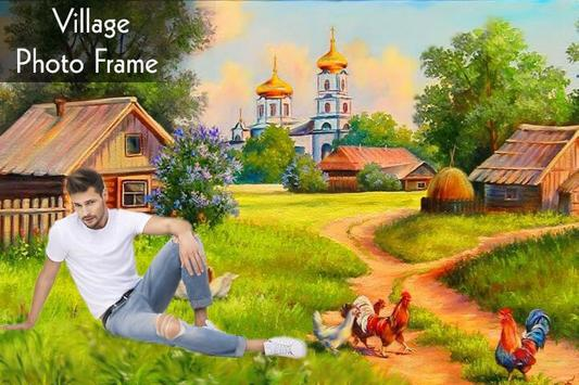 Village Photo Frames poster