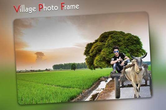 Village Photo Frames screenshot 1