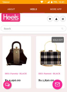 Heels screenshot 2