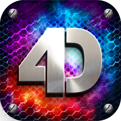 GRUBL™ライブ壁紙 4D/HD&着メロ