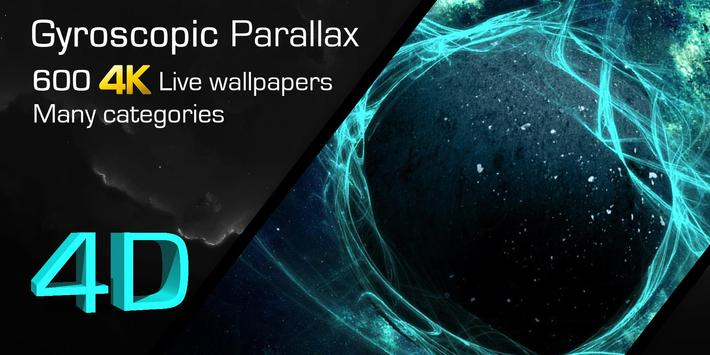 Live Wallpaper 3D--Video Wallpaper HD/4D - GRUBL™ poster ...