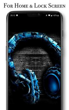 Live Wallpapers Backgrounds HD/3D AMOLED--Pixel 4D スクリーンショット 5