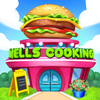 Hell's Cooking — crazy chef burger, kitchen fever ícone