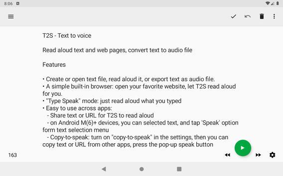 T2S screenshot 8