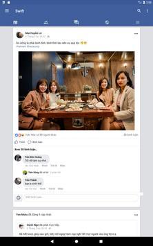 Swift for Facebook Lite screenshot 18