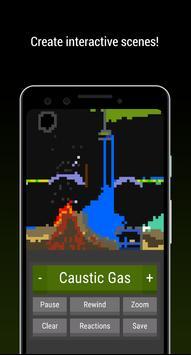 ReactionLab 2 - Particle Sandbox screenshot 2