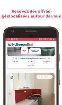 Hellogoodbail - Location Appartement Lille screenshot 1