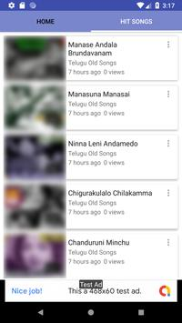 Telugu Old Songs screenshot 3