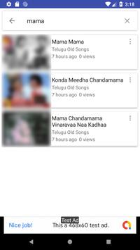 Telugu Old Songs screenshot 4