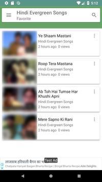 Hindi Evergreen Songs screenshot 5