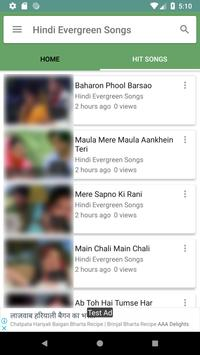 Hindi Evergreen Songs screenshot 2