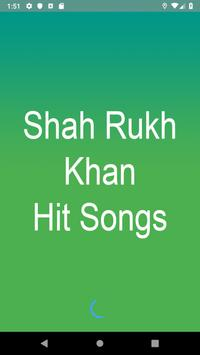 Shah Rukh Khan Hit Songs poster
