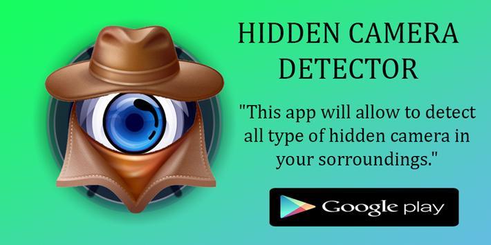 Hidden Camera Detector & Spy Camera Detector screenshot 1