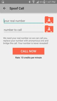 spoof call fake caller id apk