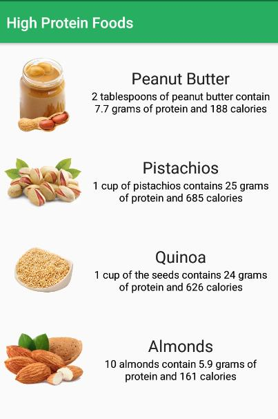 Top High Protein Foods You Must Know poster