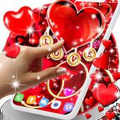 Romantic live wallpaper 아이콘