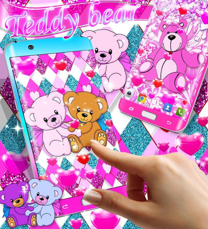 Teddy Bear Live Wallpaper Fur Android Apk Herunterladen